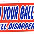 Cherish Your Balls (New)