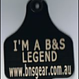 Cattle Tag-I'm a BNS Legend