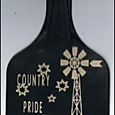 Country pride Ear Tag