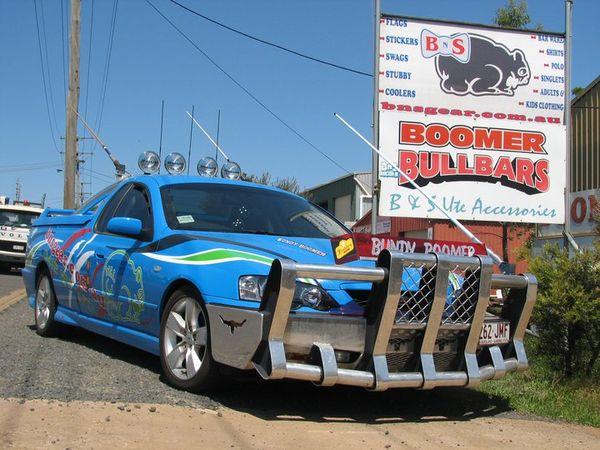 Bull Bars For Trucks >> King of Bullbars - Boomer Bullbars