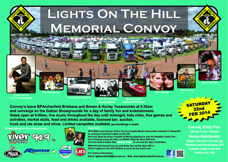 Convoy 2014 updated flier