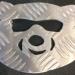 Bundy Bear Checker Plate Tow Toy