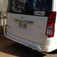 Toyota Commuter Van 2020
